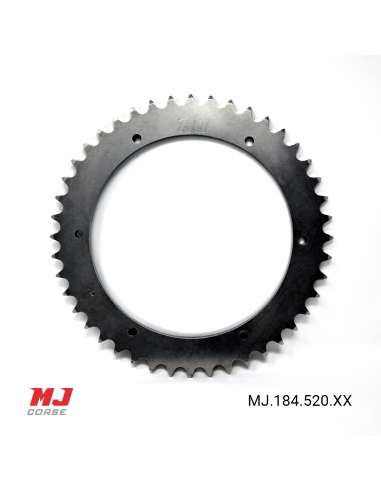 MJ rear sprocket for Ossa Desert 350