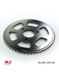 MJ rear sprocket for Polini...