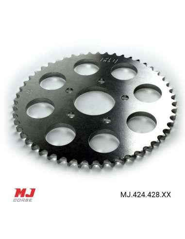 MJ rear sprocket for Montesa Cota 74