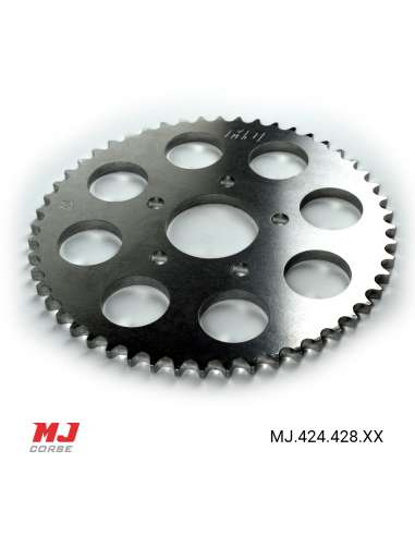 MJ rear sprocket for Montesa Enduro 75 H6