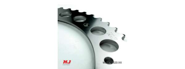 MJ rear sprocket for Montesa Enduro 360 H6