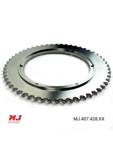 MJ rear sprocket for Bultaco Tralla 101