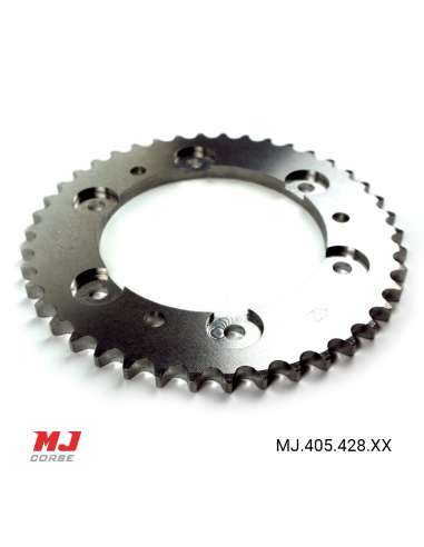 MJ rear sprocket for Bultaco Metralla MK2