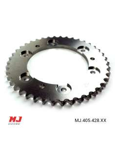 MJ rear sprocket for Bultaco Metralla GTS
