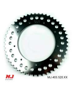 MJ rear sprocket for Bultaco Alpina