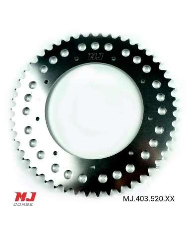 MJ rear sprocket for Bultaco Pursang MK11