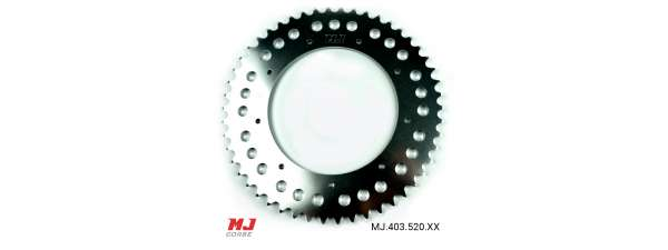 MJ rear sprocket for Bultaco Pursang MK12