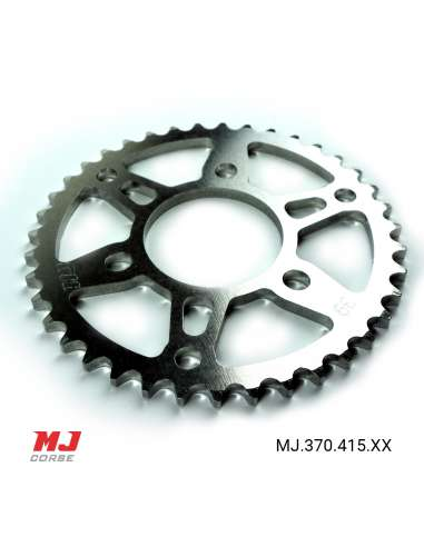 MJ rear sprocket for MIR Pre Moto 3