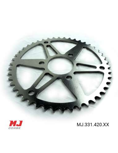 MJ rear sprocket for Honda MBX 75
