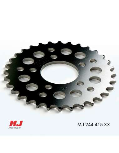 MJ rear sprocket for Puch Monza
