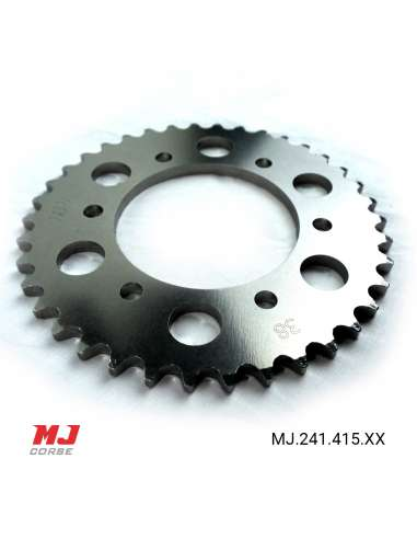 MJ rear sprocket for Rieju RR 4V