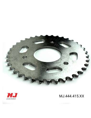 Rear sprocket for Rieju RS 2