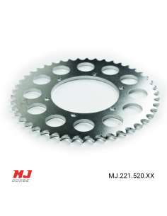 MJ rear sprocket for Derbi...