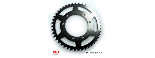 MJ rear sprocket for Bultaco Lobito