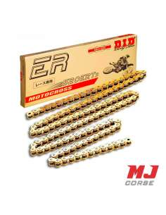 Motorrad Antriebskette DID superreforzada Teilung- 520 136 Länge gold