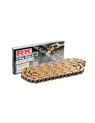 RK chain with o-ring reinforced 118...